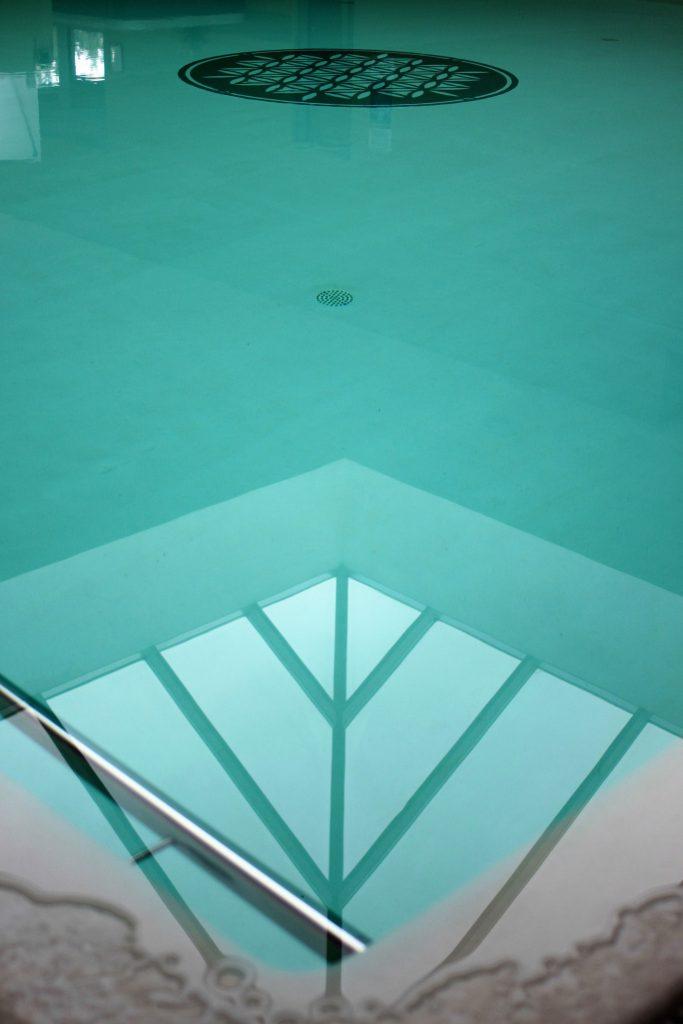 Aquatempel foto
